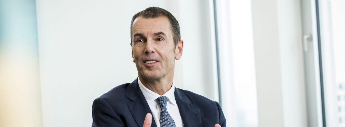 Hans Joachim Reinke, Vorstandsvorsitzender Union Investment; Quelle: Union Investment