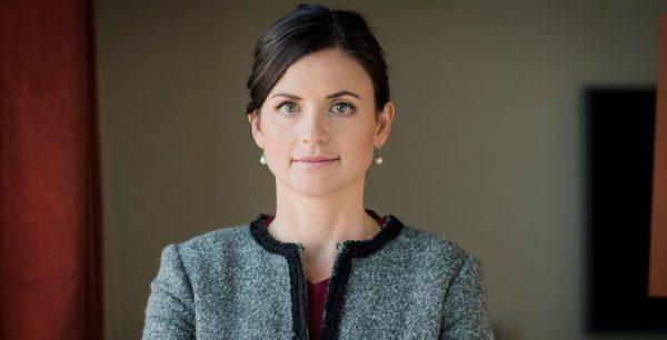 Katharina Gehra, Blockchain-Expertin von Immutable Insight