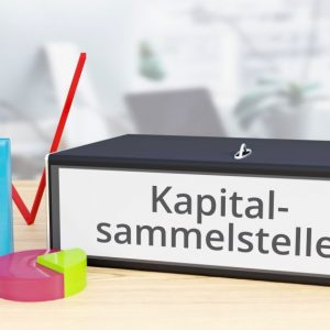 Kapitalsammelstelle.