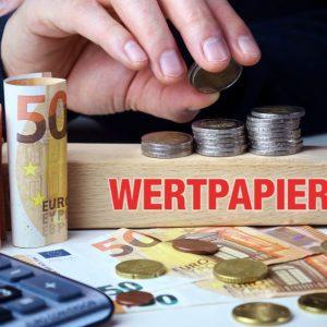 Deutsche Wertpapiere sind hoch im Kurs
